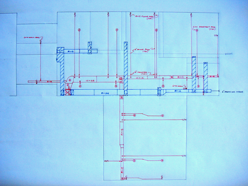 Our ductwork design service can save you thousands of for Blueprint estimator